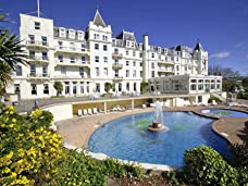 Torquay Stay with Three-Course Dinner and Afternoon Tea