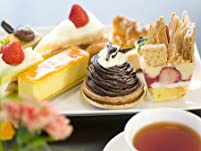 Chocolate Afternoon Tea for Two with Champagne