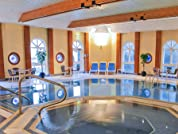 Surrey Spa Day with Your Choice of Treatment and Champagne Afternoon Tea
