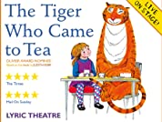 The Tiger Who Came to Tea Tickets - Returning to the West End this Christmas