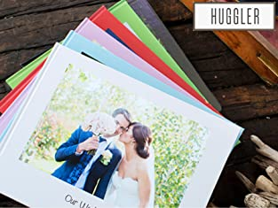 Voucher for a Choice of 26, 50 or 100 Page Personalised Photo Book