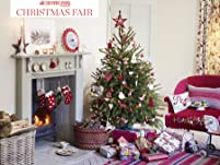 Two Tickets to The Country Living Christmas Fair in London