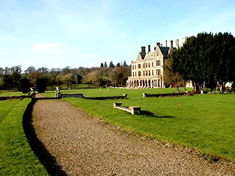 16th Century Mansion Warwickshire 16th-century