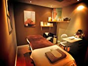 Satisfying Spa Day for Two with Two Treatments Each and Afternoon Tea