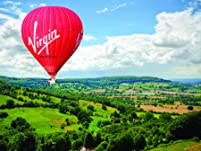 Virgin Hot Air Balloon Ride with a Glass of Champagne