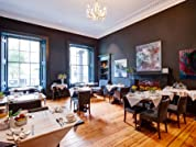 Three-Course Meal with Tea or Coffee and Truffles for Two at No11