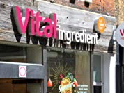 £5 Lunch with Salad, Dessert and a Drink at Vital Ingredient