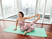 Yoga in The Shard and Four Additional Yoga Sessions at a Choice of Locations