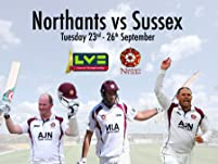 Four-Day Ticket to Northants v Sussex LV=County Championship Cricket Match