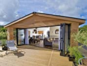 Modern Lodge Getaways in a Choice of Countryside Locations for up to Four People