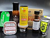 Ultimate Outdoors BBQ Spices and Seasonings Gift Pack