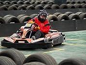 Exhilarating 50-Lap Indoor Go-Karting Experience