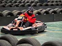 Exhilarating 50-Lap Indoor Go-Karting Experience