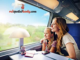 Voucher for £16 to Spend on Rail Travel at redspottedhanky.com