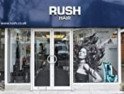 Half Head Highlights, Wash, Cut and Blow-Dry with RUSH Hair