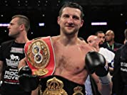 Ticket to an Evening with Carl Froch and David Haye with a Three-course Meal for One Person