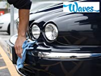 A Waves 'Platinum Car Valet' Service in Greater London