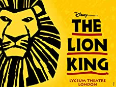 Disney's The Lion King Tickets - No Booking Fee*