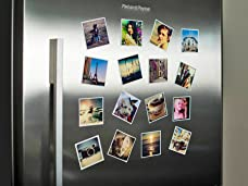 A Set of Eight Personalised Fridge Magnets with Delivery