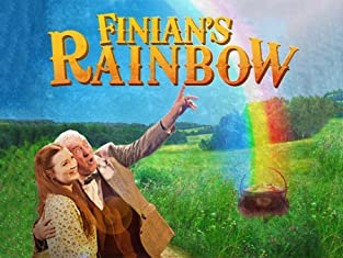 Ticket to Finian's Rainbow at the Charing Cross Theatre