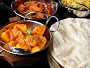 Traditional Indian Banquet for Two People