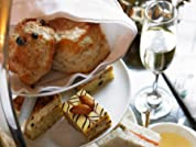 A Choice of Traditional or Champagne Afternoon Tea for Two People