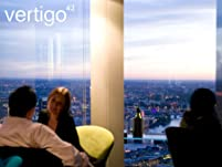 Champagne Afternoon Tea and City Views for Two at Vertigo 42