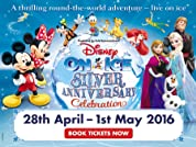 Disney On Ice presents Silver Anniversary Celebration Tickets - The SSE Hydro, Glasgow