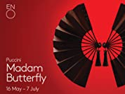 Tickets to ENO's Madam Butterfly