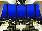 Sky High Michelin-Starred Dining with Prosecco