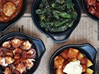 Five Tapas Dishes to Share with Wine for Two People