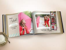 A Choice of a 30, 50 or 70-Page Photobook with a Personalised Cover