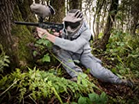 Thrilling Paintball Session with 100 Paintballs Each for Singles or Groups