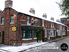 Christmas Entry to Coronation Street  - The Tour for Two People