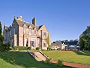 Edinburgh Country House Escape with a Three-Course Meal and Wine