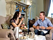 Sparkling Afternoon Tea in Ingliston for Two People