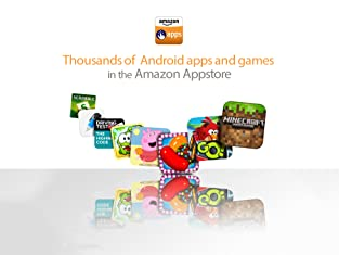 A Free Voucher for £2 to Spend at Amazon Appstore for Android