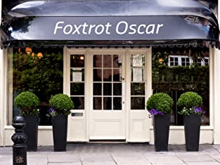 Gordon Ramsay's Foxtrot Oscar - Three-Course Meal for Two with Sparkling Wine