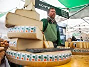 Two Tickets to The Cheese & Wine Festival