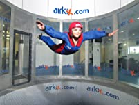 Indoor Skydiving Experience with DVD and Photo for One Person