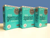 Michel Thomas Method Language Course in Spanish, German or Italian