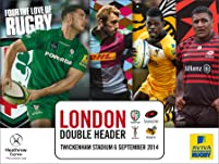 Aviva Premiership Rugby presents the London Double Header at Twickenham