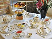 Mayfair Afternoon Tea with Champagne for Two People
