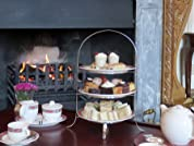 Afternoon Tea for Two in the Scottish Countryside