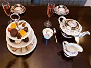 Central Edinburgh Afternoon Tea for Two People