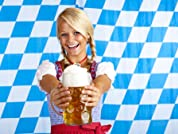 Tickets to Oktoberfest Edinburgh or Glasgow with Beer and Food
