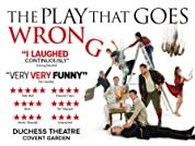 The Play That Goes Wrong Black Friday Offer - Save up to 46%* - Book by 1st Dec