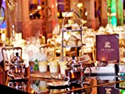 Traditional Afternoon Tea with Champagne Cocktail for One Person