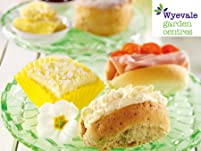 Wyevale Garden Centres - Indulgent Afternoon Tea for Two £9