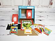 A Choice of Either Grande or Super Project Craft Boxes from toucanBox